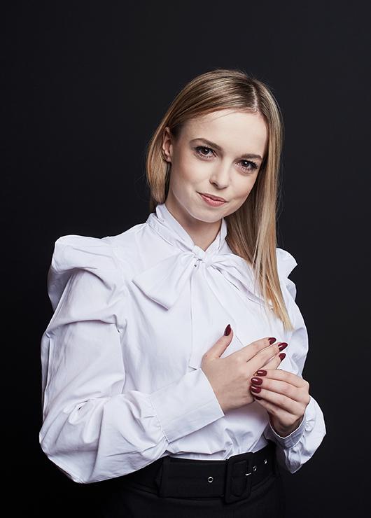 Joanna Machelska – Krzyżowska